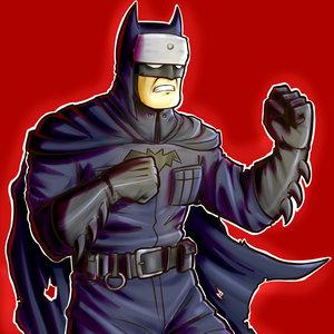 Batman - Superman Red Son