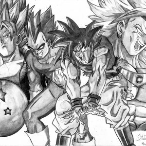 Dragon ball y Caballeros del Zodiaco