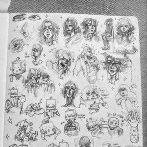 Dibujos Ramdow 1