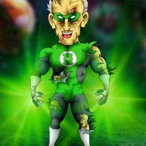 Hal Jordan (Linterna Verde)