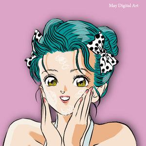 Fan_art_Ujin_poniendo_crema_cara_444210.jpg