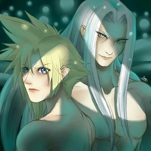 Cloud & Sephiroth (Final Fantasy VII)