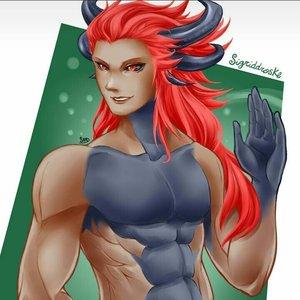 Sigriddroske (Original Character)
