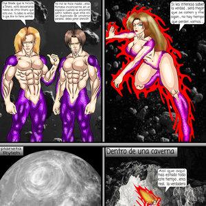 El Regreso de los Eternos  parte 6 página 10