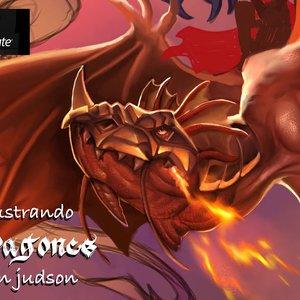 Dibujando dragones con tito Jud