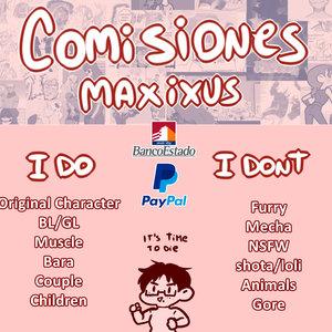 Commission Maxixus