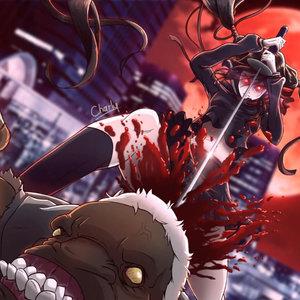 FanArt | Saya Kisaragi | Blood-C / The Last Dark Movie