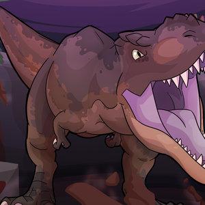 Jurassic Park Rexy Remake