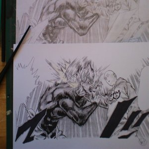 Escena One punch man