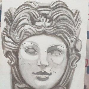 La cara de piedra