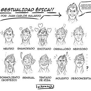 Gestualidad epicarda!!