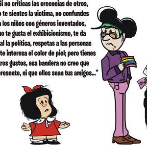 Tributo Mafalda