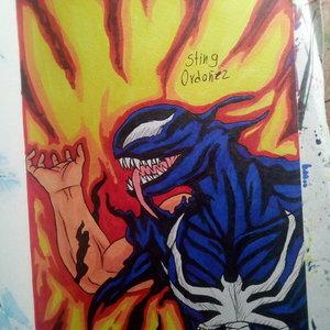 Fantober día 1 Venom