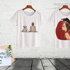 Nuevo proyecto camisetas pintadas a mano