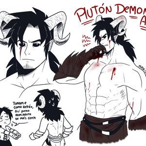 Pluton demon| AU