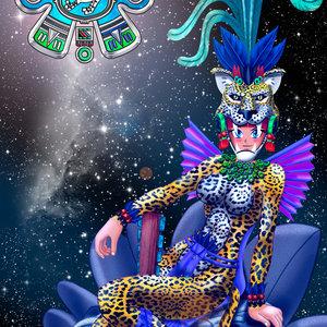 Caballero Jaguar Miauaxiutl
