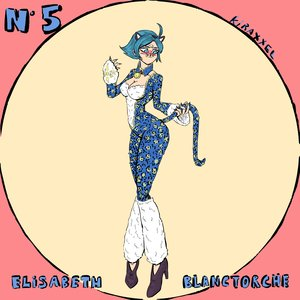 N-5 ELISABETH!! Fantober 2020