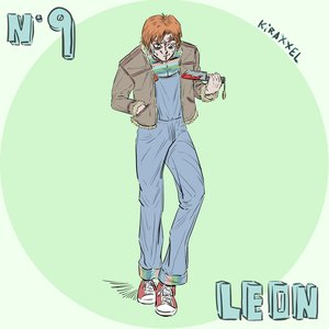 N9 LEON! Residnt Evil 4