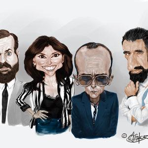 Caricaturas de la tele