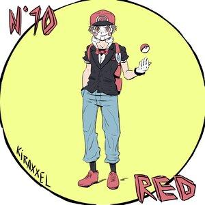 N° 10 RED!!
