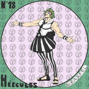 N18 Hercules! fantober2020