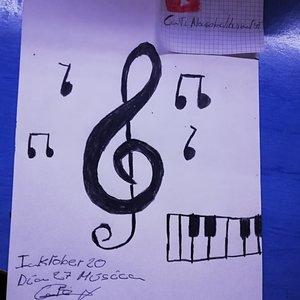 Inktober día 27 música
