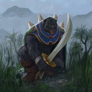 Panther Warrior