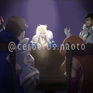 Caballeros de la mesa redonda LoL