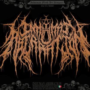 Logo made for INHUMAN ABERRATION