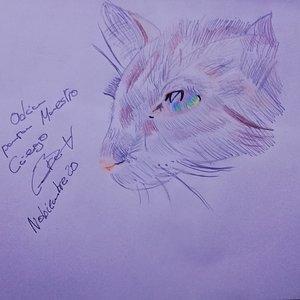 Dibujando a Odín del youtuber Maestro_ciego
