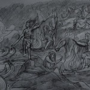 Indians Ritual,,