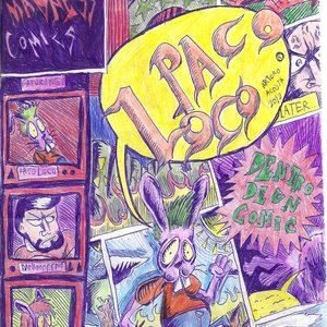 Paco Loco comic