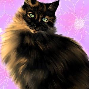 Lady Cat ::  Comisión