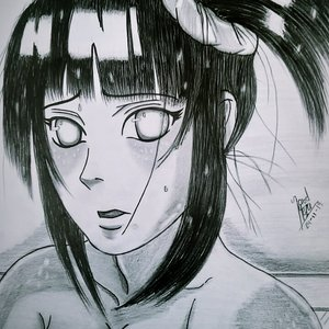 HINATA HYUGA BY