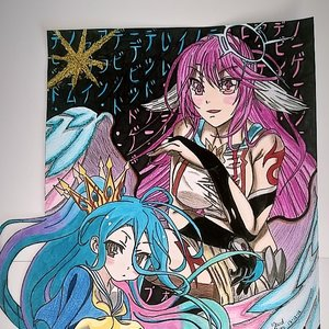 SHIRO AND JIBRIL BY