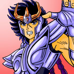 Fan Art de ikki Fenix - Saint Seiya