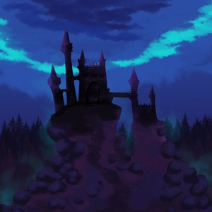 Castle Night digital Remake