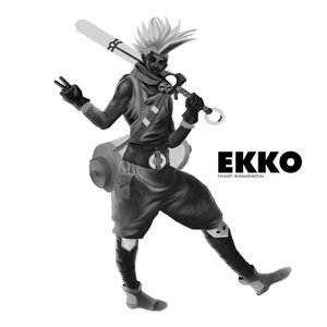 Fan art ekko