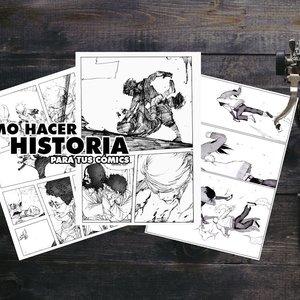 Como hacer tu historia para tu comic