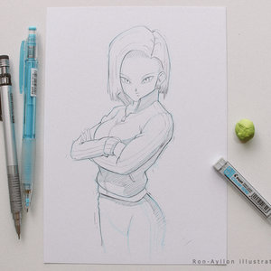 Android 18.