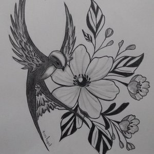 Tatto golondrina