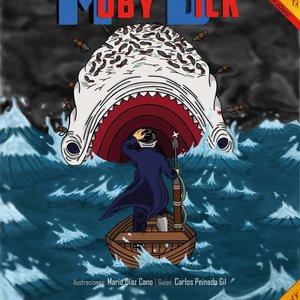 Cómic de Moby D., mi libro.