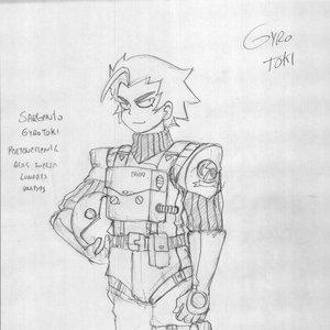 algunos diseños de gyro toki