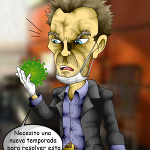 Dr. House vs Coronavirus
