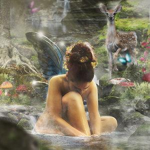 Reflective fairy