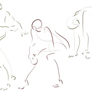 Life drawing 10