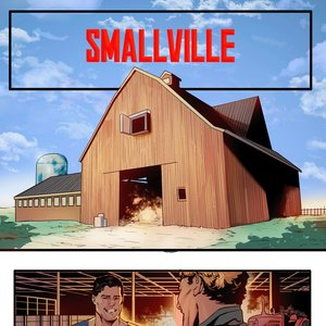 smallville a color -Antonio Diaz