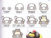 Snorlax de Pokemon  Dibujando