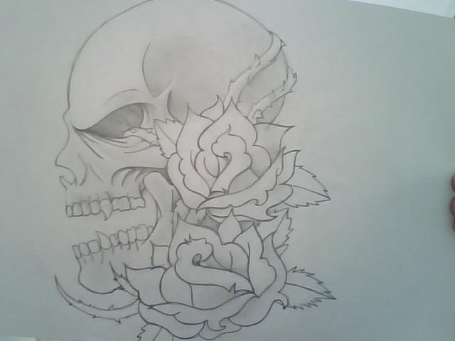 Dibujos De Rosas Y Corazones Chidos Imagui