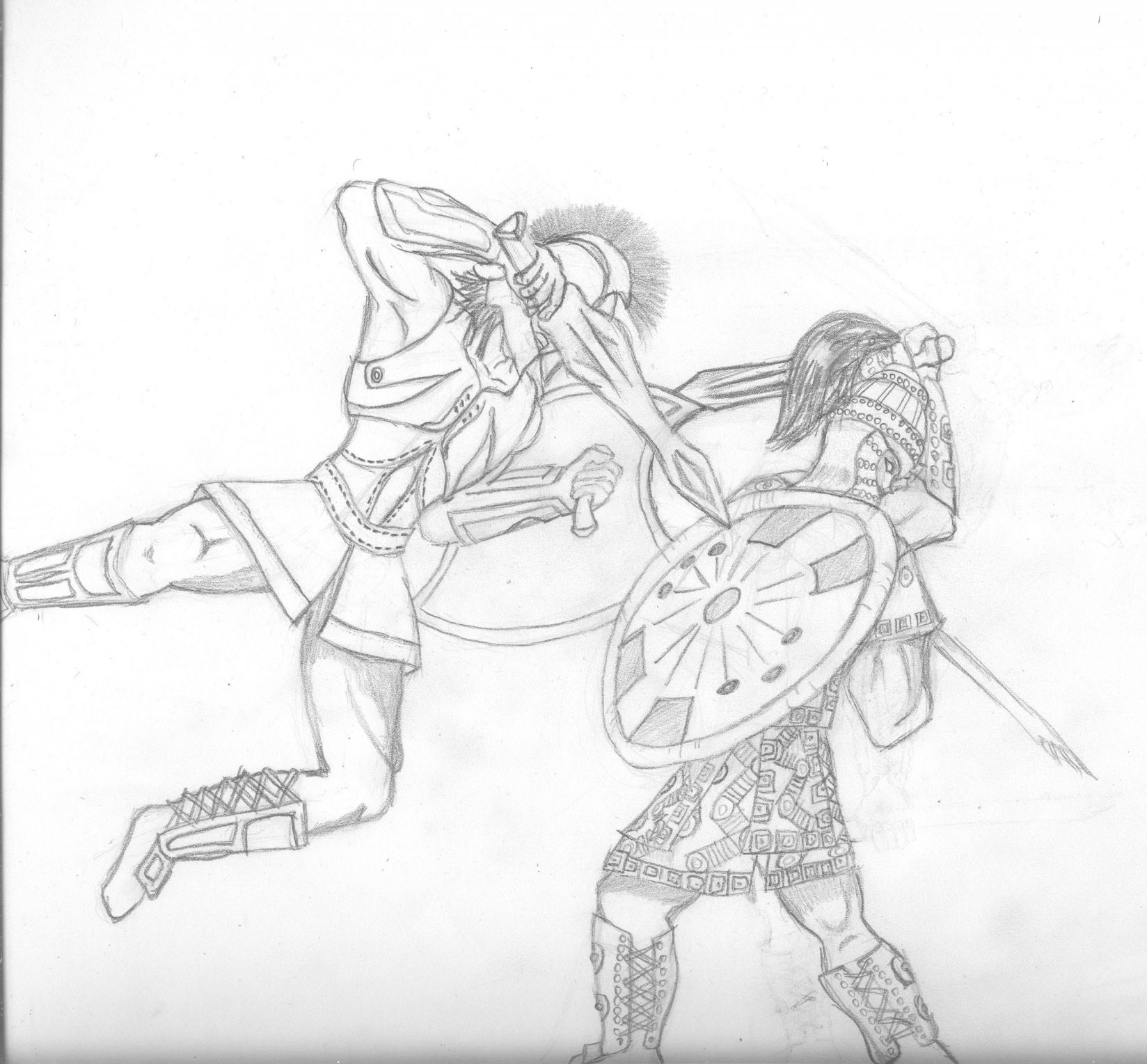 TERMOPILAS 2013: Los Héroes de la Mitología Griega
